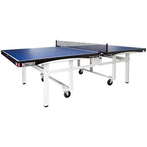 Butterfly Centrefold 25 Rollaway Ping Pong Table Review