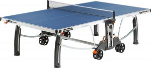 Cornilleau 500M Crossover Indoor/Outdoor Ping Pong Table Review