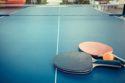 How to Get Better at Ping Pong