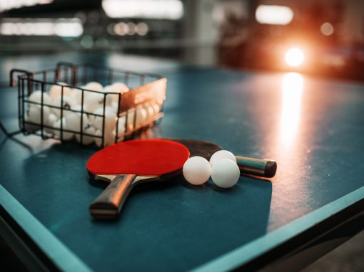 Ping Pong Table Dimensions and Setup Tips